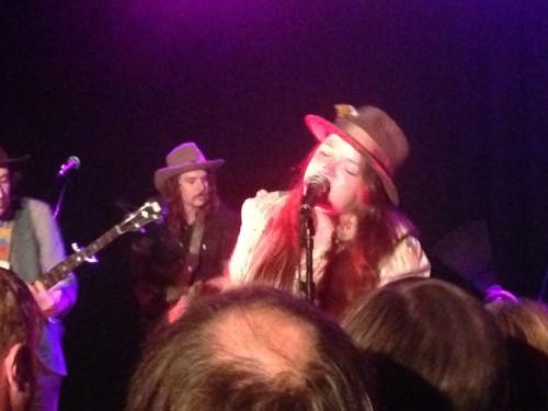 Mary Beth Richardson är Banditos sångerska och frontfigur.