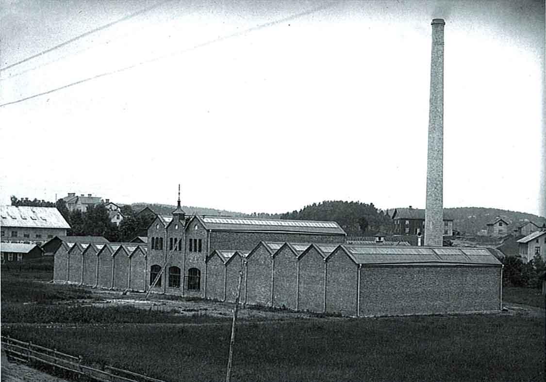 Appreterings Aktiebolaget Norden år 1885