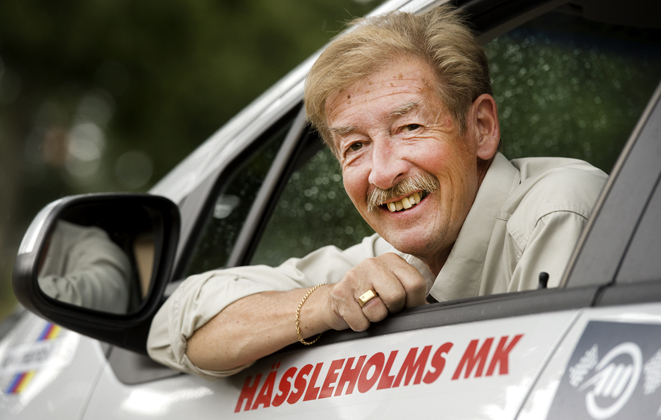 CG Wilke ordförande i Hässleholms MK