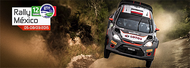 Kubica ready for Rally Mexico- news release