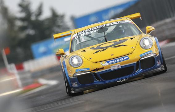 Porsche Carrera Cup, 11. + 12. Lauf 2014, Nürburgring - Foto: Tim Upietz