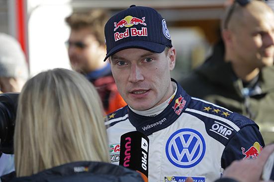 Jari-Matti Latvala (FIN) WRC Rally Monte Carlo 2016