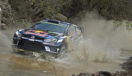Jari-Matti Latvala (FIN), Miikka Anttila (FIN) Volkswagen Polo R WRC (2016) WRC Rally Mexico 2016
