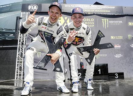 2016 FIA World Rallycross Championship // Round 02 // Hockenheim // 6-8 May, 2016 // Worldwide Copyright: EKS/McKlein