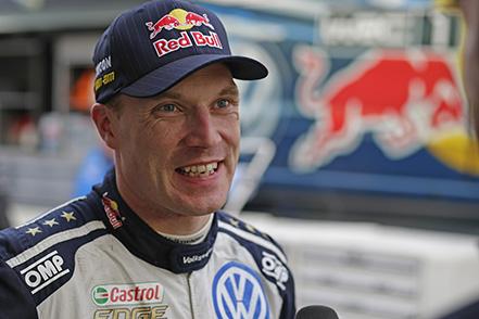 Jari-Matti Latvala (FIN) WRC Rally Portugal 2016