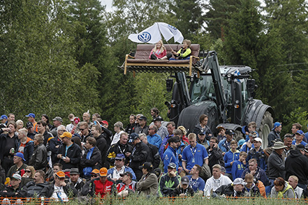 WRC Rally Finland 2015