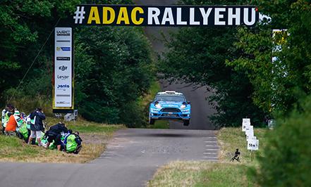 2016 FIA World Rally Championship / Round 09, Rallye Deutschland 2016 / August 18-21, 2016 // Worldwide Copyright: M-Sport/McKlein