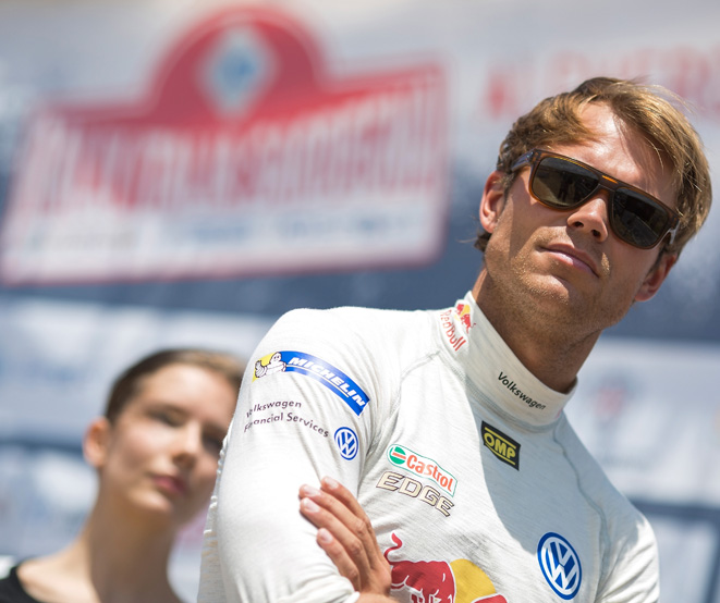 Andreas Mikkelsen (NOR) WRC Rally Italia Sardegna 2015