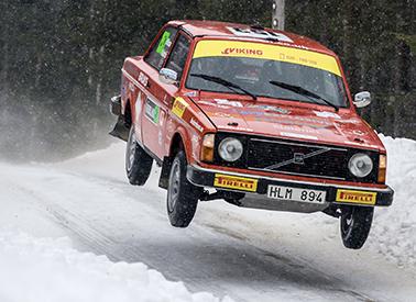 Rally Sweden 2015 Röjden