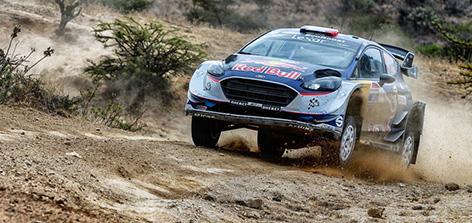 FIA WORLD RALLY CHAMPIONSHIP 2017 -WRC Mexico(MEX) -  WRC 08/03/2017 to 12/03/2017 - PHOTO : @World