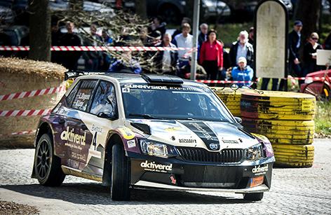 Lars Stugemo/Kalle Lexe sltuade tvåa totalt i Hässleholms GP