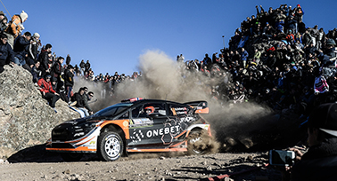 FIA WORLD RALLY CHAMPIONSHIP 2017 -WRC Argentina (ARG) - WRC 26/04/2017 to 30/04/2017 - PHOTO : @World