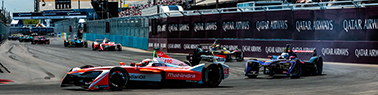 | Photographer: Andy Clary| Event: New York ePrix| Circuit: Brooklyn Circuit| Location: Brooklyn, NY| Series: FIA Formula E| Season: 2016-2017| Country: US|| Session: Race|