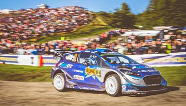 FIA WORLD RALLY CHAMPIONSHIP 2017 -WRC Deutschland (DEU) - WRC 16/08/2017 to 20/08/2017 - PHOTO : @World