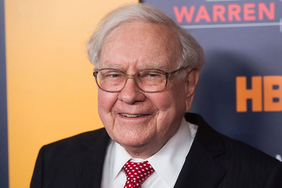 Berkshire Hathaways Warren Buffett.