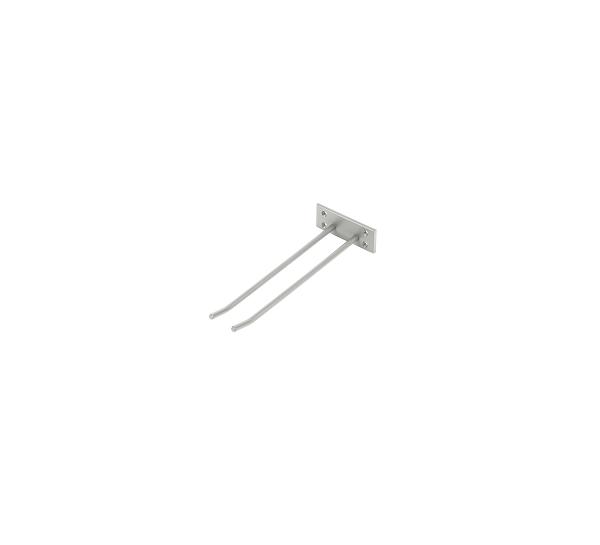 Glashängare Grå Struktur 30cm Vägghängd