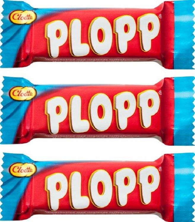 Godis Plopp Original 2KG Singelbitar