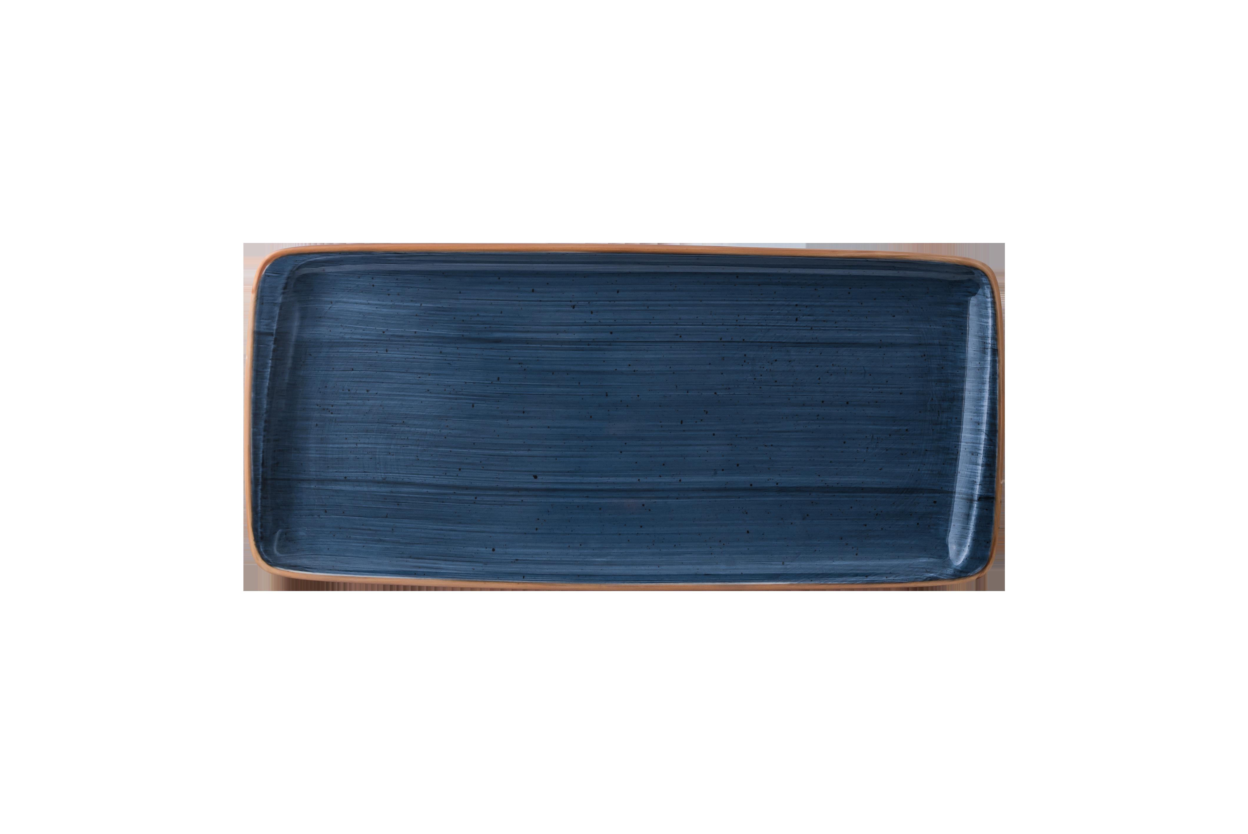 Bonna Dusk Rekt Tallrik Flat 34x16cm 6-Pack