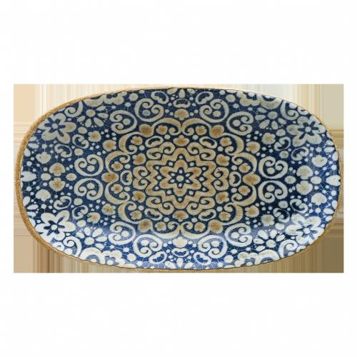 Bonna Alhambra Oval Tallrik D:19x11cm 6-Pack