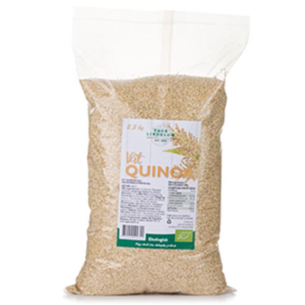 Quinoa Vit EKO 2,5KG Tage Lindblom