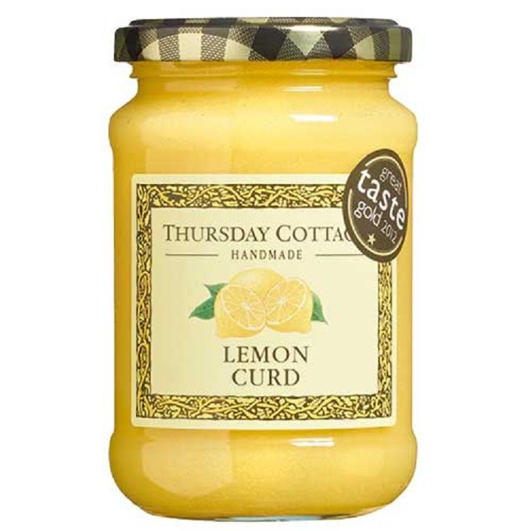 Lemoncurd 310g Thursday Cottage