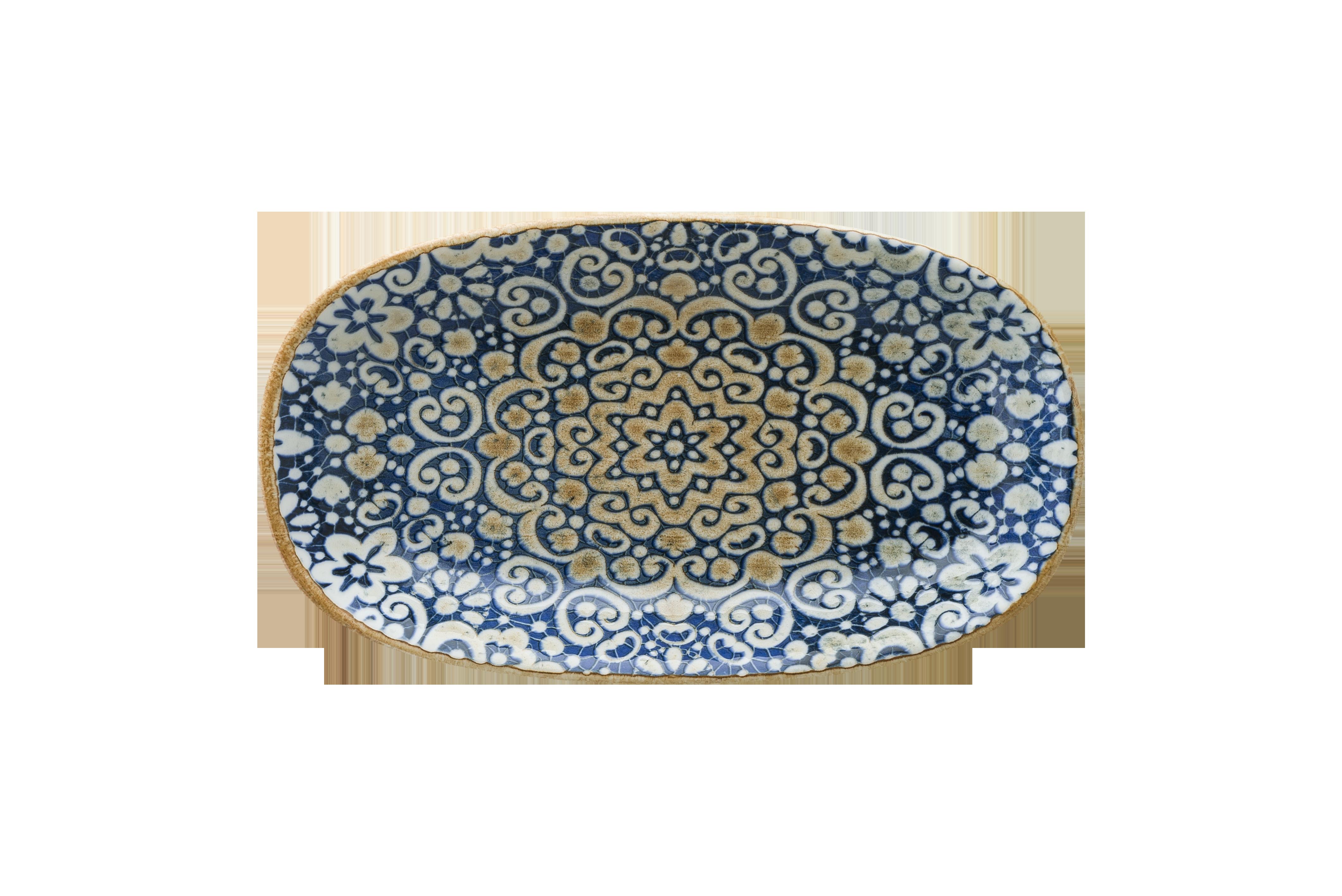 Bonna Alhambra Oval Tallrik D:24cm 6-Pack