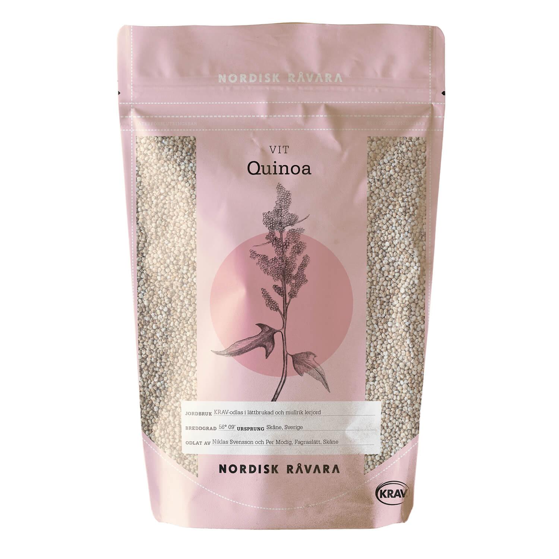 KRAV Quinoa Titicaca 500g Nordisk Råvara