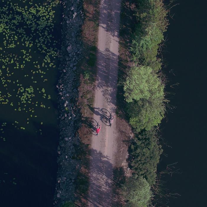 Nationalparkstur med cykling & vandring – 16 km