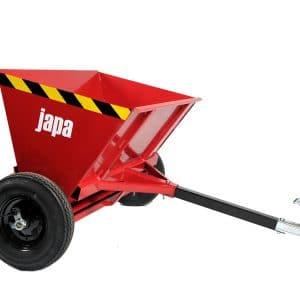 Japa®215 vedettävä hiekoitin