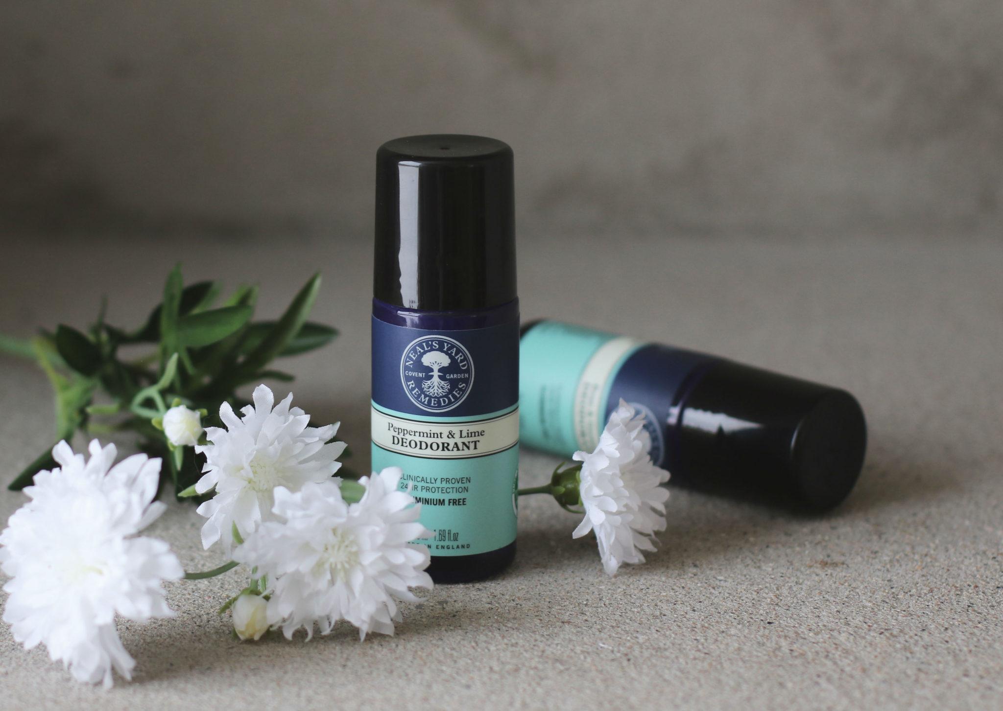 Luonnonkosmetiikan deodorantit