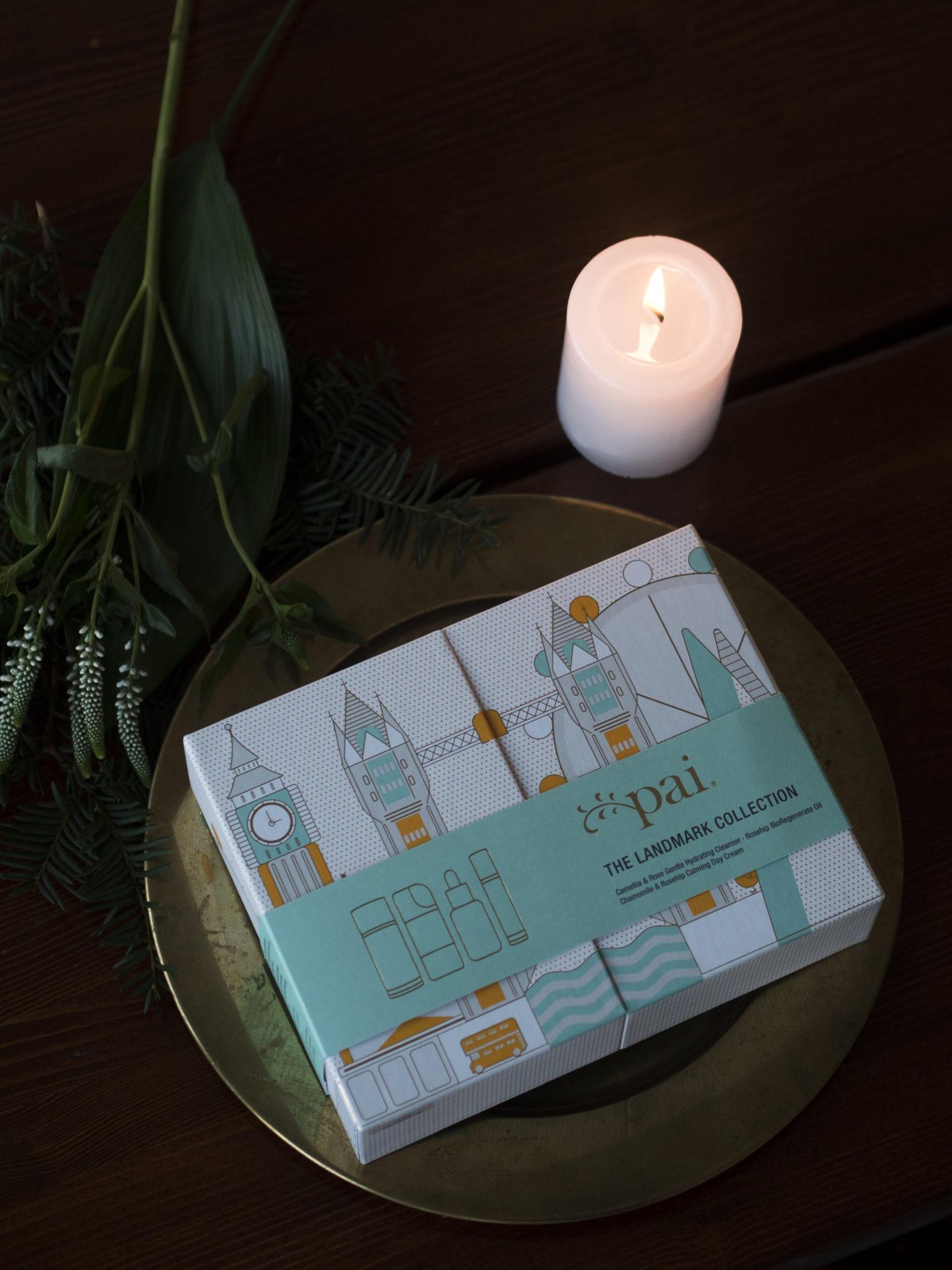 Pai Skincare joulupaketit