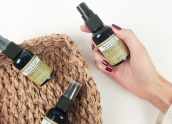 Organic Defense Hand Spray