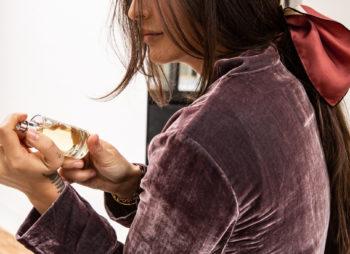 Amsterdamilaisen parfyymitalo Abelin tuoksutasting Gardenin Jolie Beauty Shopissa