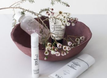 Kuivan ihon hoito luonnonkosmetiikalla