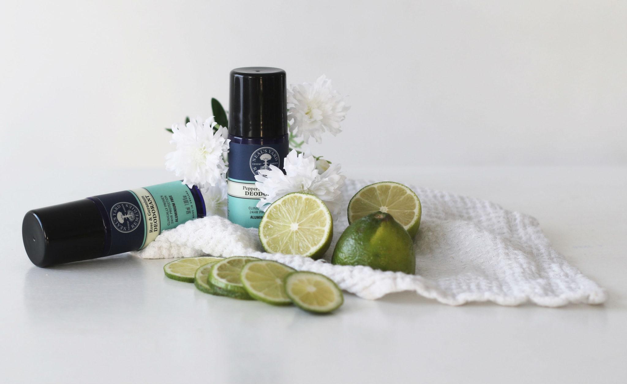 NYR Peppermint & Lime – Rose & Geranium