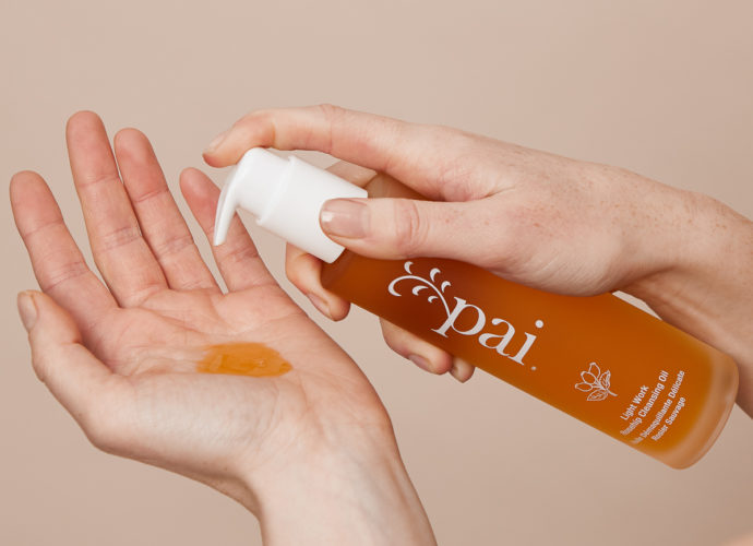 Pai Rosehip Cleansing Oil