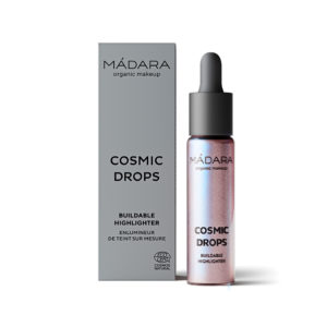 Mádara Cosmic Drops Buildable Highlighter -Nestemäinen Korostustuote Aurora Borealis 4