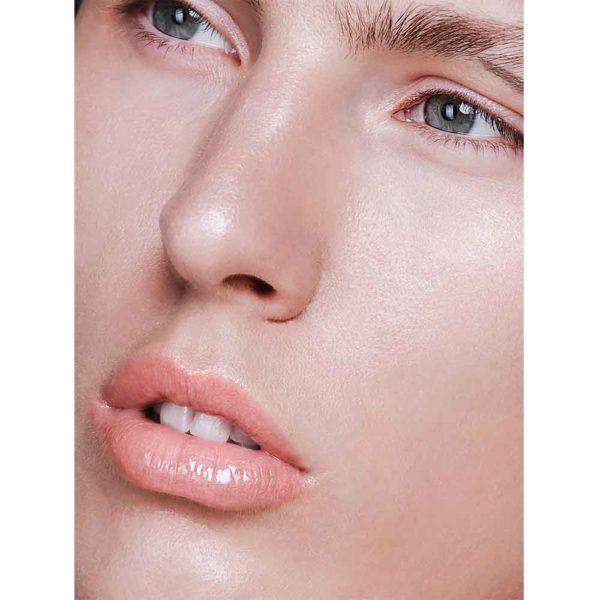 Mádara Glossy Venom Hydrating Lip Gloss -Kosteuttava Huulikiilto Nude Coral 74