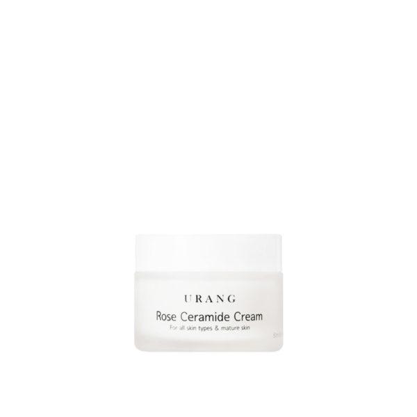 URANG Rose Ceramide Cream -Ravitseva Kasvovoide