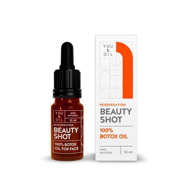Y&O Beauty Shot Oil Botoksi