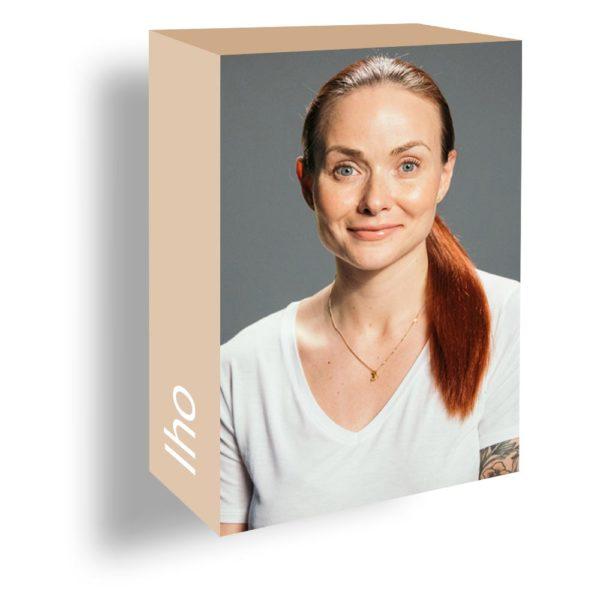 Kaikki ihonhoidosta verkkovalmennus - Valmentajana kosmetologi Katja Kokko