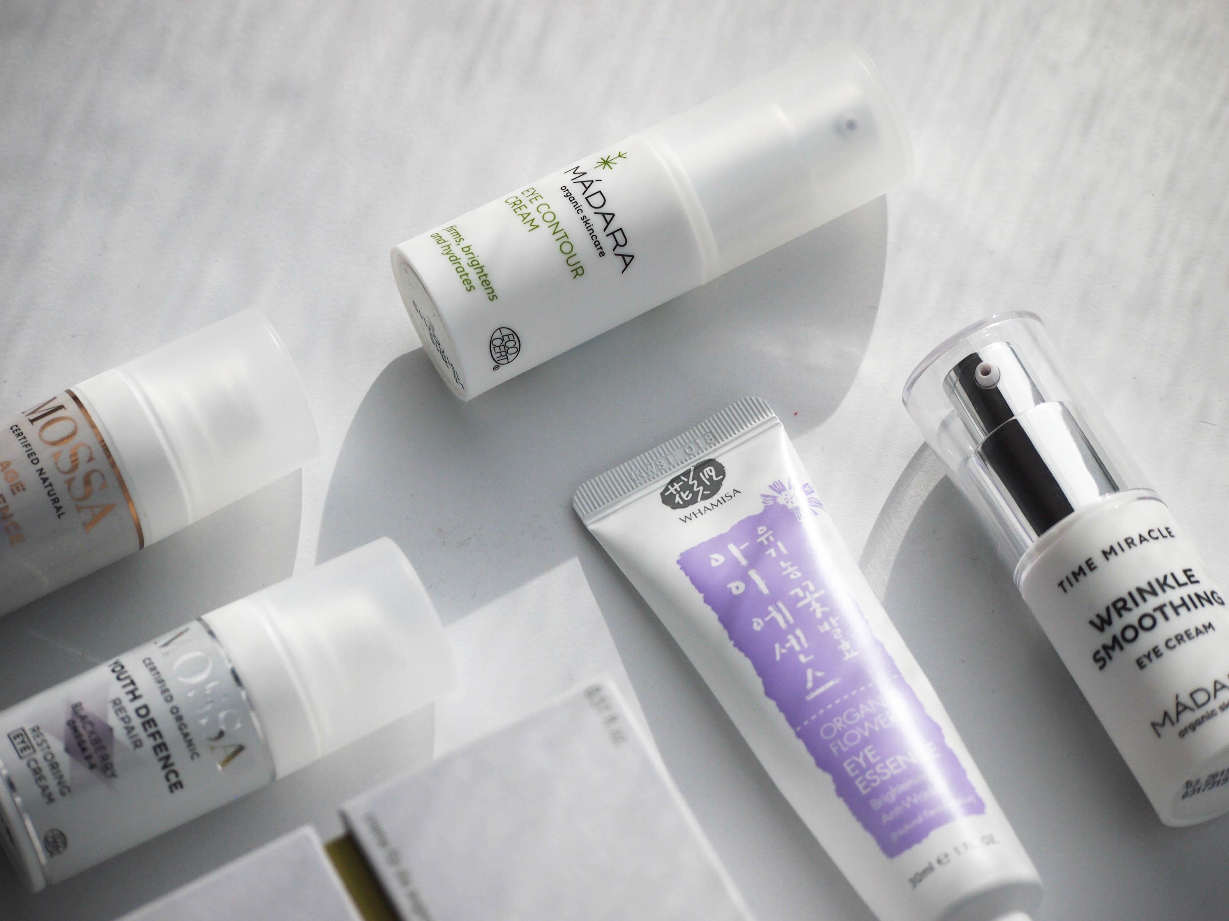 Kosmetologin vinkit silmänympärysvoiteen valintaan