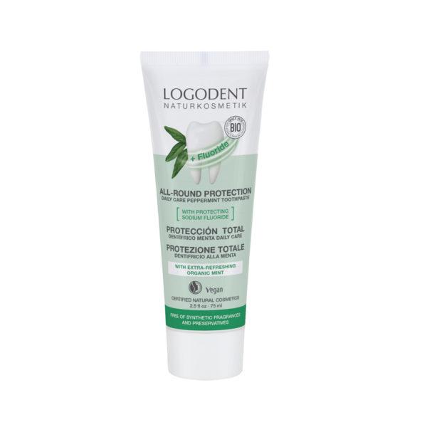 LOGONA Complete Protection Daily Care - hammastahna 75ml