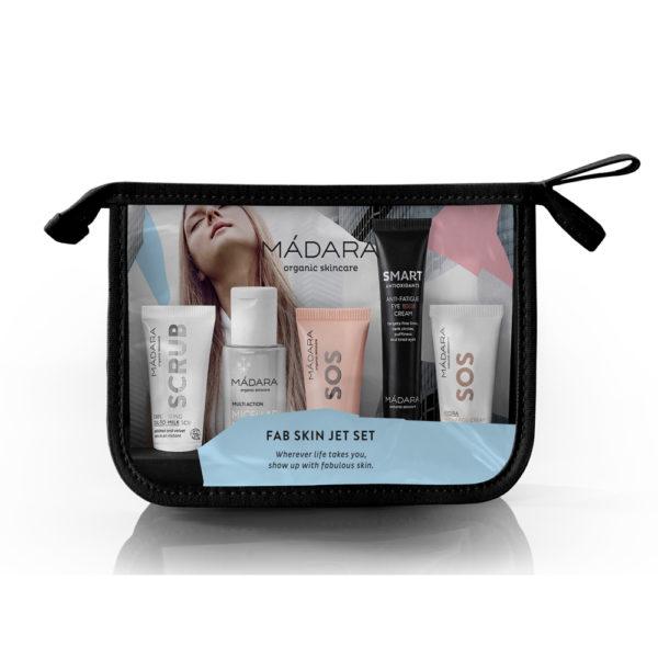 Mádara Fab Skin Travel set -matkapakkaus