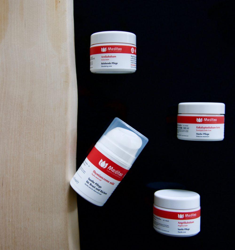 Aromaterpia avuksi flunssanhoitoon