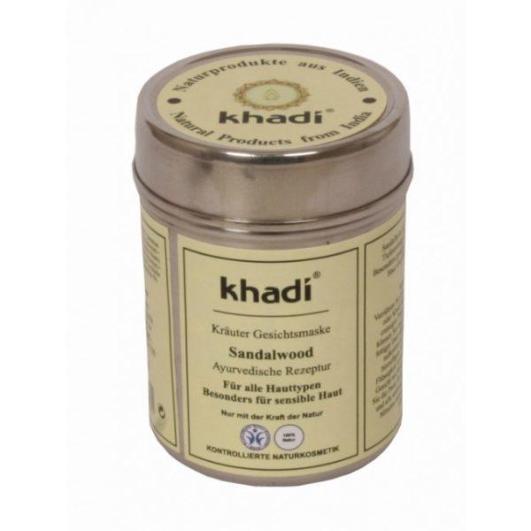 KHADI SANDALWOOD FACE MASK 50gr