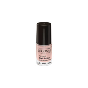 LOGONA KYNSILAKKA NO. 01 SOFT ROSE 4ml