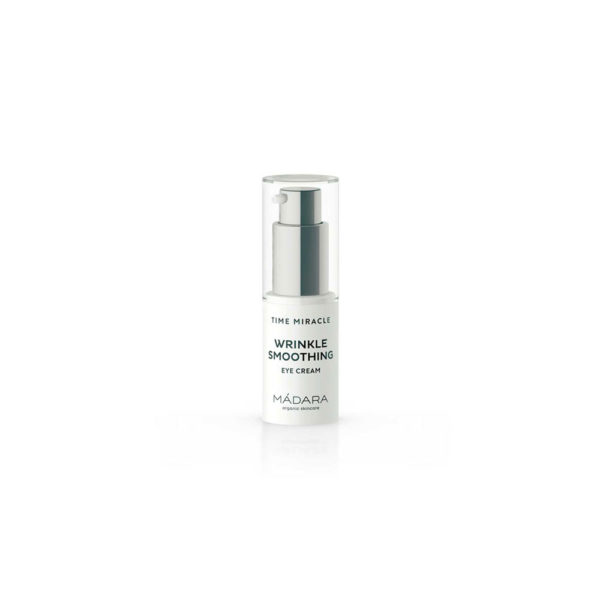 MÀDARA TIME MIRACLE WRINKLE SMOOTHING EYE CREAM 15ml