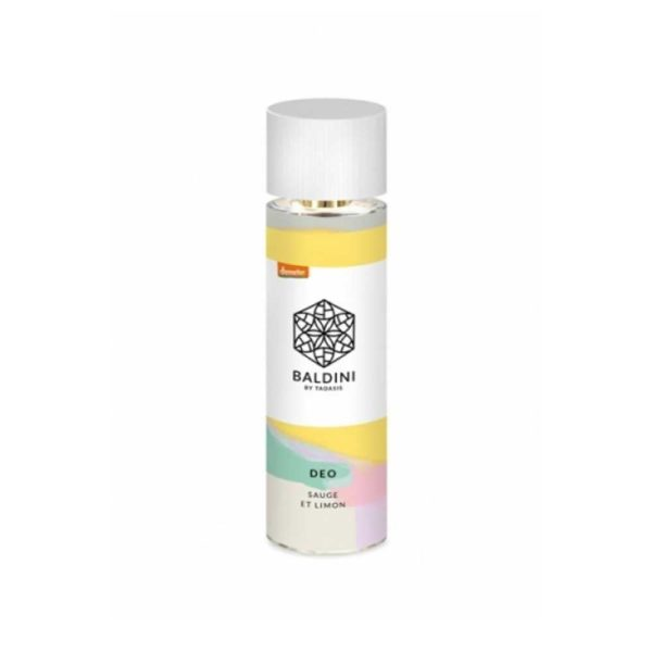 BALDINI SAUGE ET LIMON DEO SPRAY 70ml