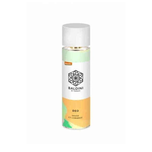 BALDINI SAUGE ET L'ORANGE DEO SPRAY 70ml